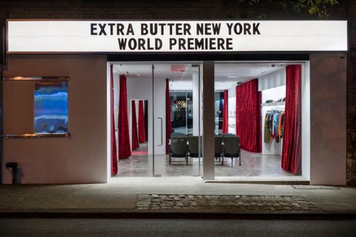 Extra Butter Celebrates 10th Anniversary With a Remodel of Lower East Side Store