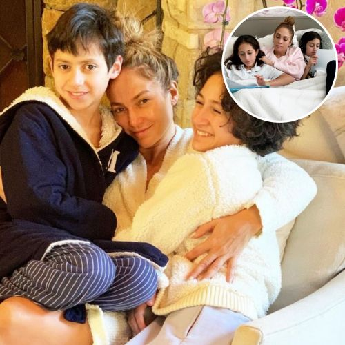 Jennifer Lopez's Kids Max and Emme Are Growing Up Fast: Photos of Her and Marc Anthony's Twins