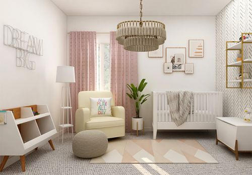 How to choose colours for the nursery